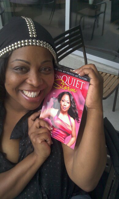 "Stormy Wellington's New Book ""The Quiet Storm"" – Do You Have Your Copy?"