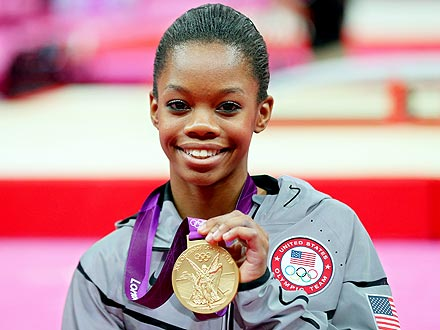 STOP HATING ON GOLD MEDALIST GABBY DOUGLAS HAIR!!!  Really Yall????? That's How You Feel?