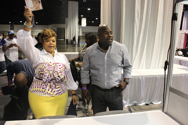 Tamela and David Mann- All SOLD OUT of her new CD