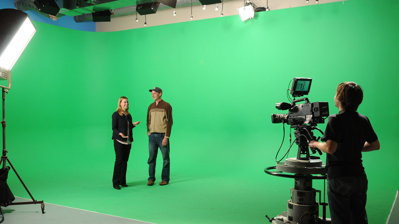 Why Quicktime Cinema Studios Green Screen Cyc Walls In