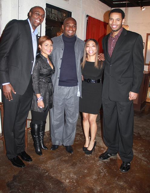Brian Toliver Ford >> Atlanta City Councilman Michael Julian Bond Welcomes NBA ...