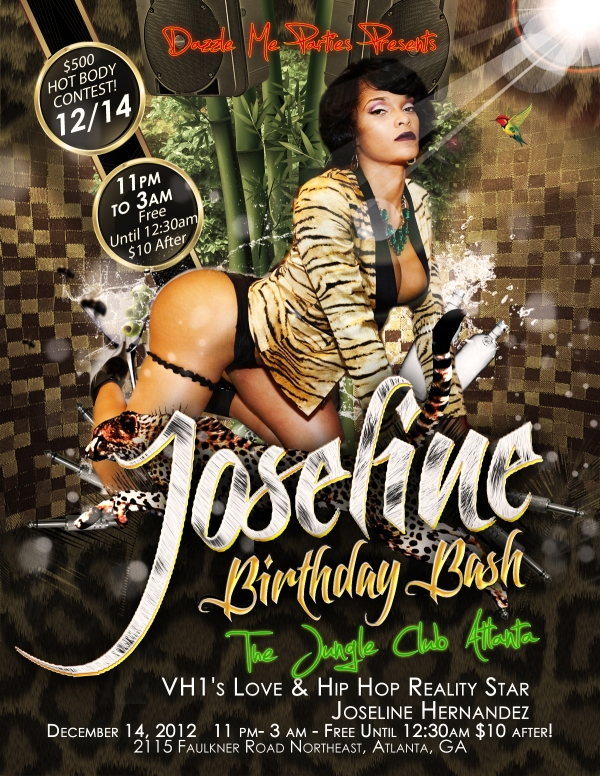 Joseline-Bday Bash