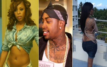 lil scrappy and shay relationship