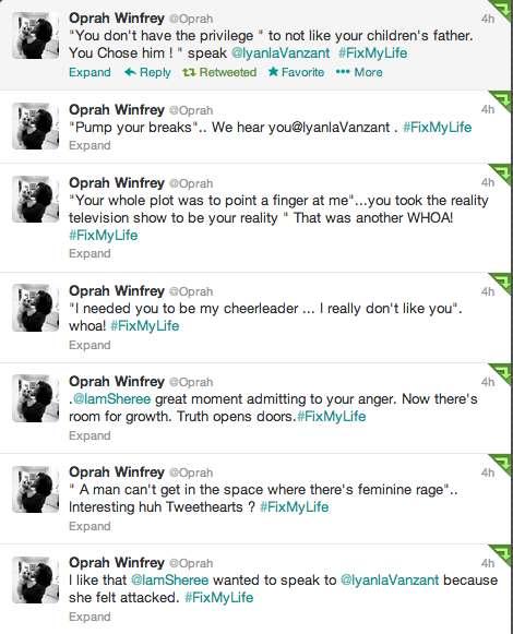 Oprah-TweetsDuringFixMyLife