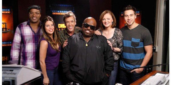 Kid Kraddick | Another Martini Moment With the Event Reporters
