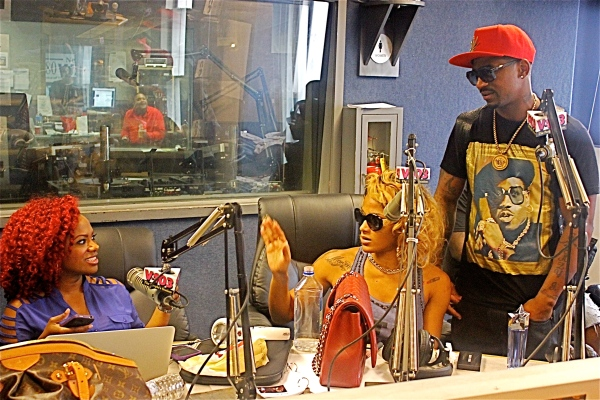 """Big Tigger and Kandi fill in for Ryan Cameron and find if """"Stevie J and Joseline of Love and Hip Hop Atlanta, Got Married"""