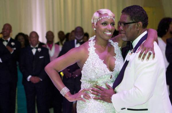 NeNe-and-Gregg-Leakes-Share-Their-First-Dance-1374243555