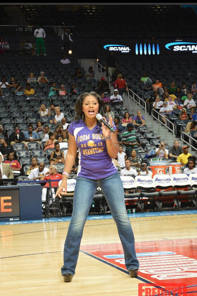 Trina Braxton WNBA