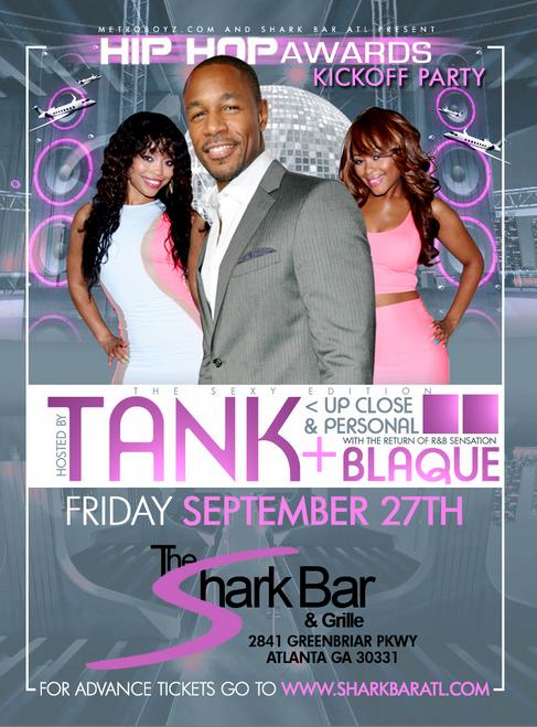 Tank at the Shark Bar