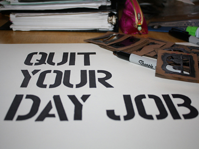 Quit Your Day Job Make Money online - click the pic