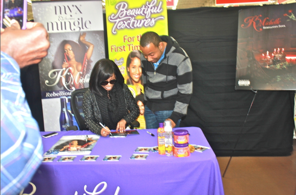 K. Michelle Rebellious Soul Tour