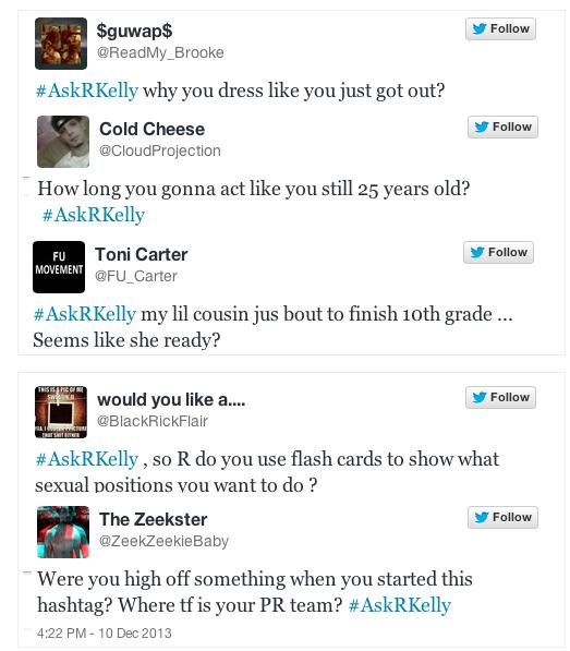 R Kelly Black Panties