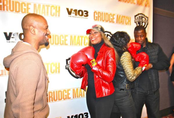 Big Tigger and Towanda Braxton