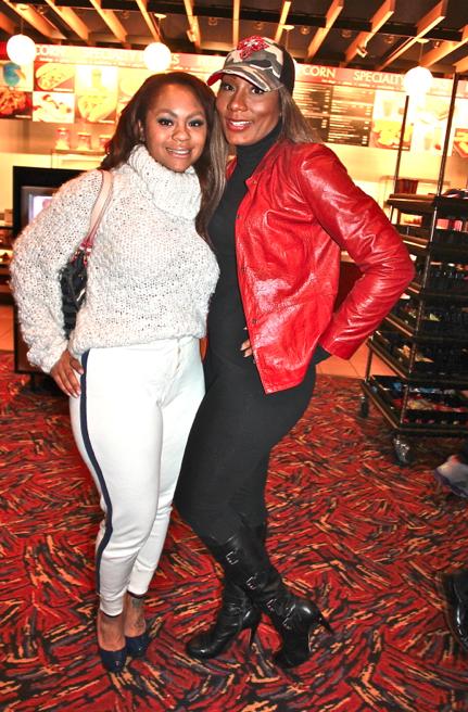 Nivea and Towanda Braxton
